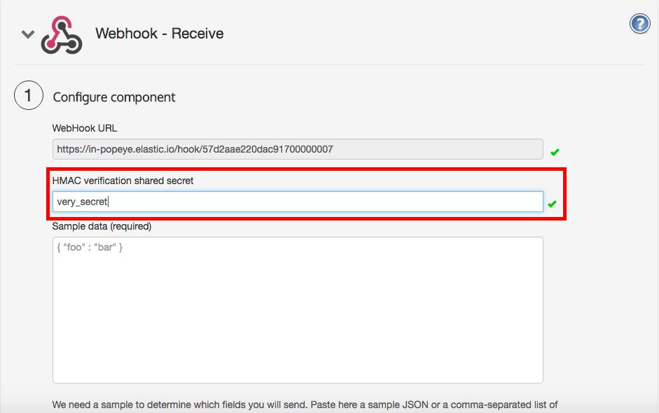 Securing Your Webhooks Elastic